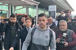 لاعب برشلونة يصل إلى روما
