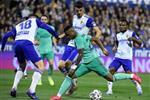 فيديو | بتسديدة رائعة.. فينيسيوس يضيف الهدف الثالث لـ ريال مدريد أمام سرقسطة