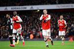 هدف أوزيل أمام نيوكاسل يحقق سابقة مميزة في الدوري الإنجليزي هذا الموسم
