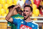 نابولي يسعى لتحصين لاعبه المتألق من ريال مدريد وبرشلونة بشرط جزائي خرافي