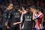 حارس ليفربول يهدد أتلتيكو مدريد قبل مباراة العودة: اسألوا برشلونة عن أنفيلد