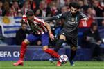 بعد إيقاف خطورة صلاح.. ظهير أتلتيكو مدريد: خضت واحدة من أفضل المباريات في حياتي