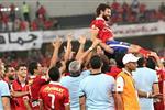 حسام غالي: مباريات الأهلي والزمالك في مصر مثل التدريب.. وأسمع وعود عودة الجماهير من 2013