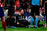 ديلي ميل: قلق في ليفربول بسبب إصابة هندرسون