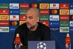 جوارديولا: الحظ وحده لا يكفي لفوز مانشستر سيتي بـ دوري أبطال أوروبا