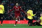 ليفربول يحفز محمد صلاح قبل مواجهة واتفورد: ننتظر المزيد غدًا