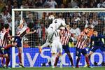 راموس عن هدفه الحاسم أمام أتلتيكو مدريد: الأفضل بحياتي وهذا ما قلته لوالدتي