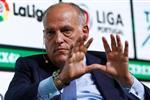 تيباس: 3 تواريخ محتملة لعودة الدوري الإسباني.. وأتمنى عدم رحيل ميسي إلى إيطاليا