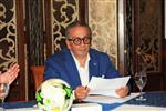عمرو الجنايني: جاهزون لعودة الدوري.. والمباريات ستقام في ملاعب محددة