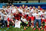 فريق أوروبي يحسم لقب الدوري في أول مباراة بعد عودة النشاط الكروي