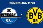 موعد والقناة الناقلة لمباراة بوروسيا دورتموند وبادربورن في الدوري الألماني اليوم