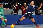 زيدان ونجوم فرنسا يقودون حملة لدعم كرة الصالات الفرنسية