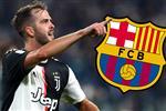 بيانيتش يحسم موقفه من مغادرة يوفنتوس إلى برشلونة