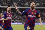آس تؤكد: ميسي مستمر في برشلونة حتى صيف 2021