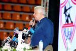 مرتضى منصور: بدأنا معاينة استاد الزمالك.. وخلافي مع الخطيب لا يمنع دعم حفيده