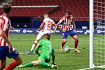 فيديو | أتلتيكو مدريد يؤمن المركز الثالث في الدوري الإسباني بثلاثية أمام مايوركا
