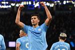 رودري: أشعر بالفخر في مانشستر سيتي ويمكننا جعل هذا الموسم تاريخيًا