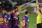 على رأسهم ميسي.. سداسي برشلونة مهدد بالغياب عن ديربي كتالونيا أمام إسبانيول