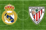 التشكيل المتوقع لمباراة ريال مدريد وأتلتيك بلباو في الدوري الإسباني اليوم
