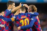 تشكيل برشلونة أمام فياريال.. جريزمان يعود أساسيًا وميسي وسواريز يقودان الهجوم