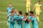 مباشر بالفيديو | مباراة برشلونة وفياريال في الدوري الإسباني