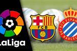التشكيل المتوقع لمباراة برشلونة وإسبانيول اليوم في الدوري الإسباني