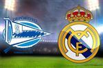 موعد والقناة الناقلة لمباراة ريال مدريد وألافيس في الدوري الإسباني اليوم