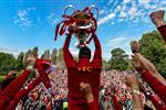كلوب يعد جماهير ليفربول: سنحتفل بلقب الدوري الإنجليزي بطريقة مجنونة ولو بعد أشهر!