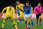 نابولي يستعد لتوجيه صدمه قوية لـ برشلونة بشأن فابيان رويز