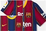 رسميًا بالفيديو والصور.. برشلونة يُعلن عن قميصه في الموسم الجديد