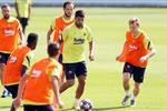 سيتين يستقر على تشكيل برشلونة أمام نابولي