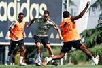 هازارد يعود ويشارك في تدريبات ريال مدريد قبل مباراة مانشستر سيتي
