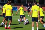 نبأ سار في تدريبات برشلونة قبل مواجهة نابولي بـ دوري أبطال أوروبا