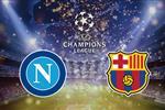موعد والقناة الناقلة لمباراة برشلونة ونابولي اليوم في دوري أبطال أوروبا