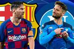تشكيل برشلونة المتوقع أمام نابولي اليوم في دوري أبطال أوروبا