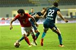 محمد هاني يسجل بـالرأس هدف الأهلي الأول أمام إنبي