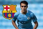 برشلونة يتخذ قرارًا بشأن صفقة جارسيا من مانشستر سيتي