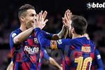 هل يلعب مع ميسي؟!.. تقارير: رونالدو معروض على برشلونة
