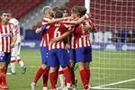 قبل مباراة لايبزيج بساعات.. إعلان نتيجة فحص كورونا للاعبي أتلتيكو مدريد
