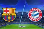 موعد والقناة الناقلة لمباراة برشلونة وبايرن ميونخ اليوم في دوري أبطال أوروبا