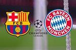 تعرف على معلق مباراة برشلونة وبايرن ميونخ اليوم في دوري أبطال أوروبا