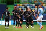 فيديو | كورني يسجل هدف ليون الأول أمام مانشستر سيتي