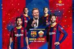 موعد والقناة الناقلة لمباراة برشلونة وإلتشي اليوم في كأس خوان جامبر