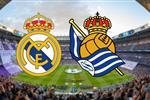موعد والقناة الناقلة لمباراة ريال مدريد وسوسيداد اليوم في الدوري الإسباني