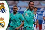 تشكيل ريال مدريد المتوقع أمام سوسيداد اليوم في الدوري الإسباني