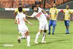 محمود علاء يوضح سر طريقة احتفاله بعد هدفه أمام طنطا