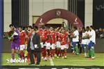 صورة | نادي مصر يحتفي بـ الأهلي قبل مواجهته في الدوري