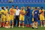 بعد رحيل سواريز.. برشلونة يتفرغ لحسم صفقة المهاجم الجديد