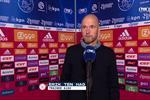 مدرب أياكس يعلق على مفاوضات برشلونة لضم ديست