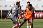 عودة مارسيلو لتدريبات ريال مدريد استعدادًا لمواجهة بلد الوليد